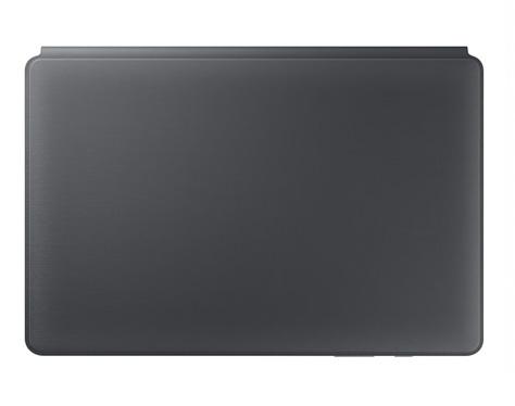 갤럭시 탭 S6 키보드 북커버 (그레이)