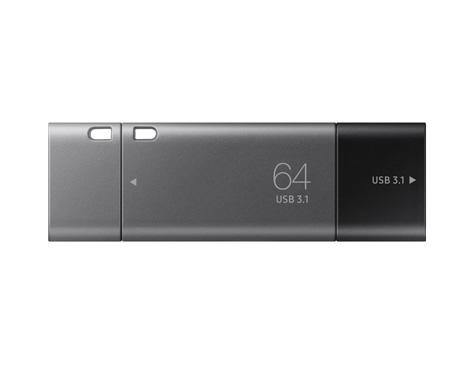 USB Flash Drive DUO PLUS (64 GB) /SVC-703-6125