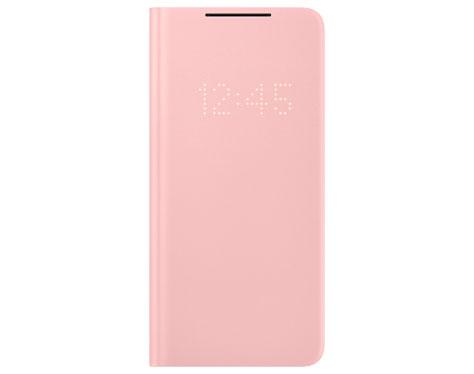 S21+ 5G 스마트 LED 뷰 커버 (핑크)